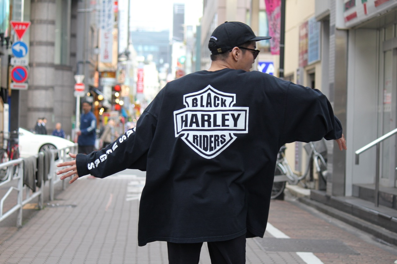 Black Harley Riders Style Shop|upperupper