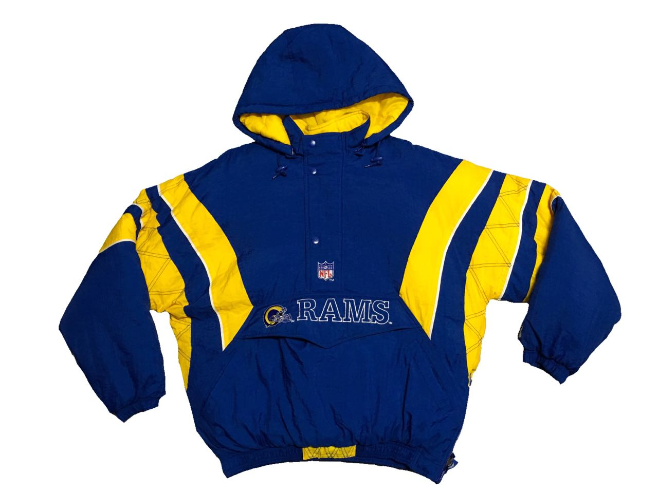 check out 8b3d6 acf0a brand :: starter :: Starter 90's vintage NFL St.Louis Rams ...